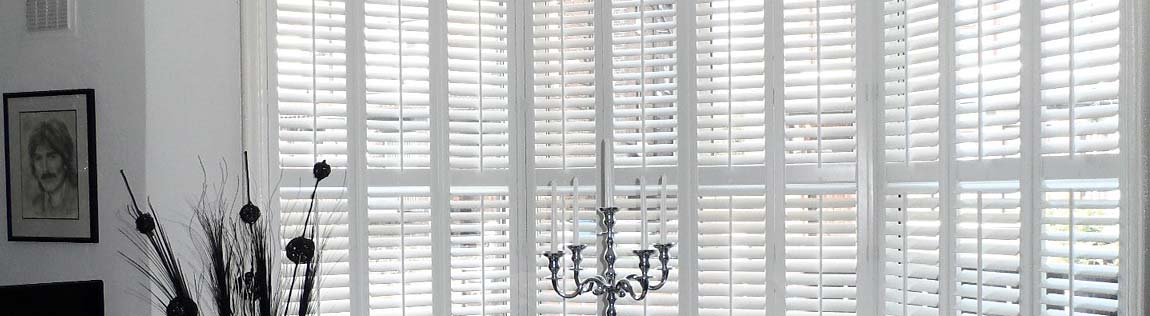 Bay Window Plantation Shutters Specialists Merseyside