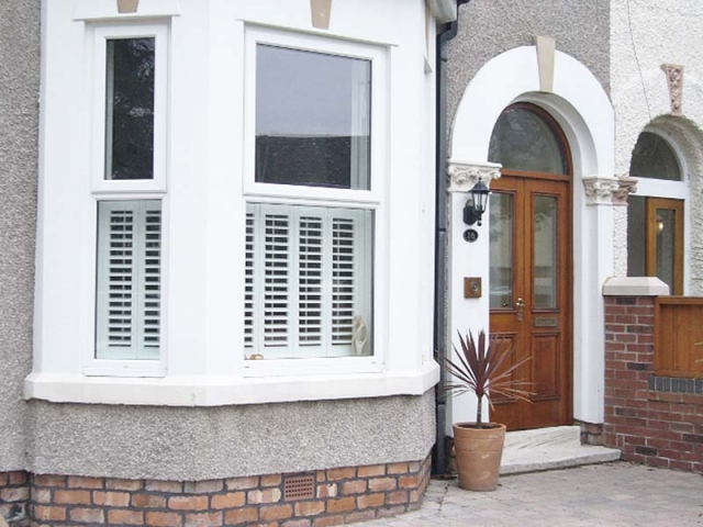 Caf 233 Style Shutters Perfect Shutters North West Uk