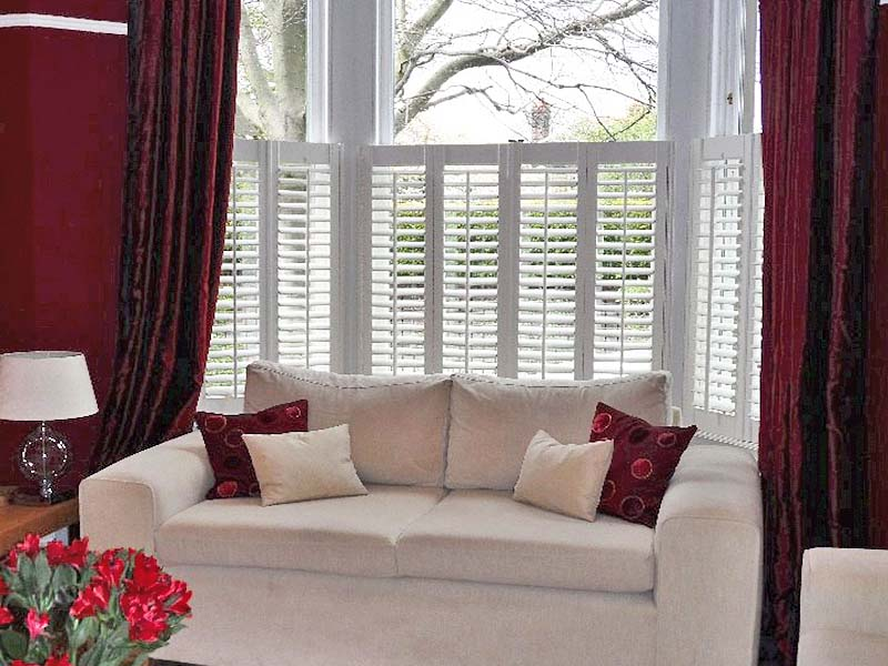 Caf 233 Style Shutters Incl 10 Year Guarantee Perfect