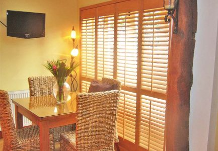 French Door Plantation Shutters 01