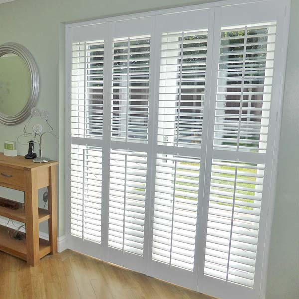 French Door Shutters Free 10 Year Guarantee Perfect