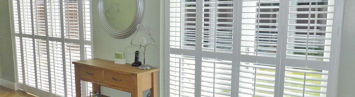 French Louvre Door Plantation Shutters Specialists Merseyside