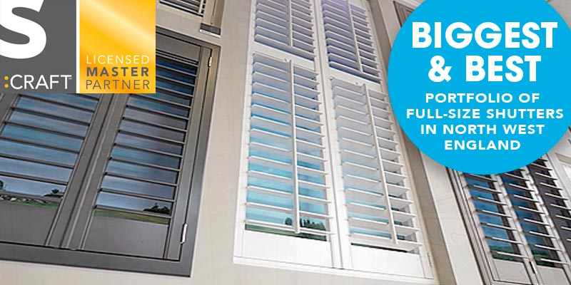 Visit the Perfect Shutters Showroom, Allerton Road, Liverpool