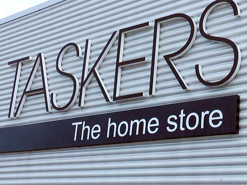 Taskers Home Stores Merseyside UK