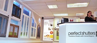 Perfect Shutters Customer Services