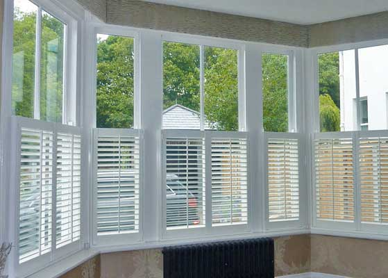 Cafe style shutter perfect shutters north west uk Are plantation shutters still in style 2017