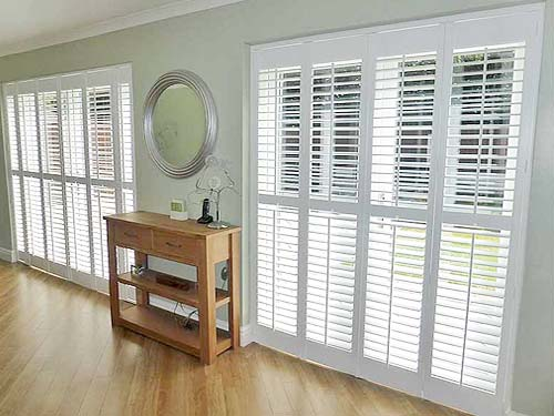 Full height plantation shutters perfect shutters Are plantation shutters still in style 2017