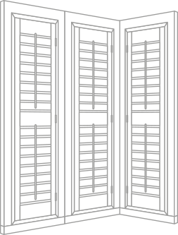 Perfect Shutters Conservatory Plantation Shutters