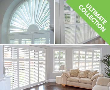 View Our Genuine Customer Plantation Shutter Gallery