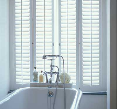 Image of Plantation Shutters controlling light