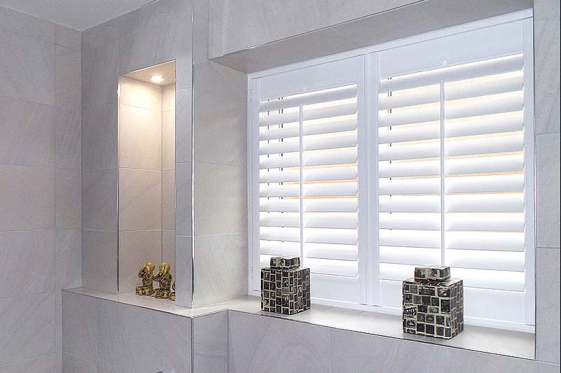 Image of Bathroom Shutters