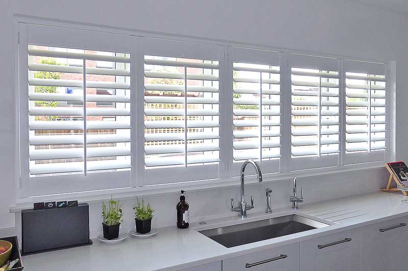 Image of Kitchen Shutters