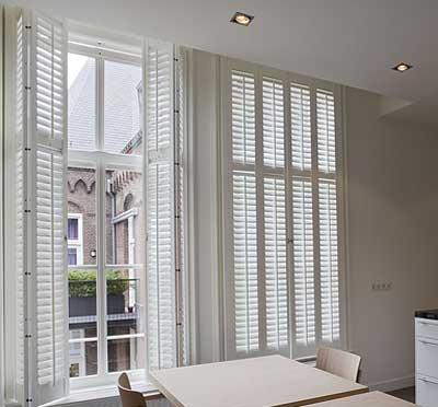 Image of energy efficient kitchen shutter blind