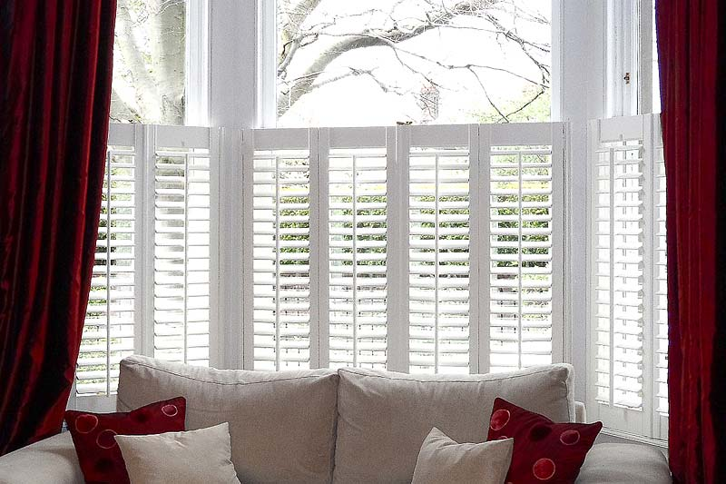 Image of Living Room Shutters