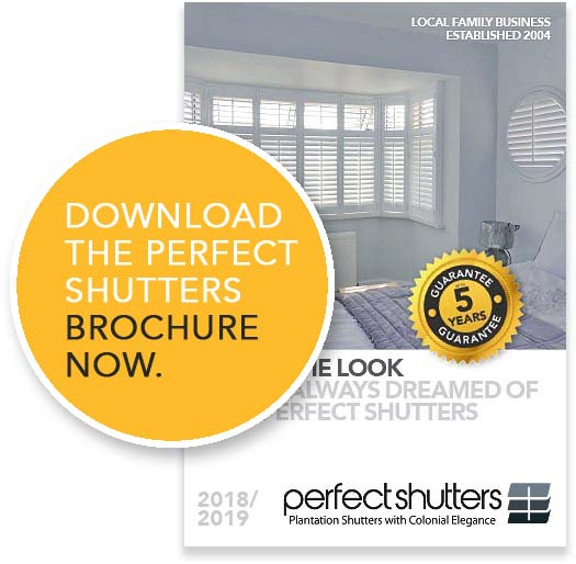 Image of Perfect Shutters Brochure for download