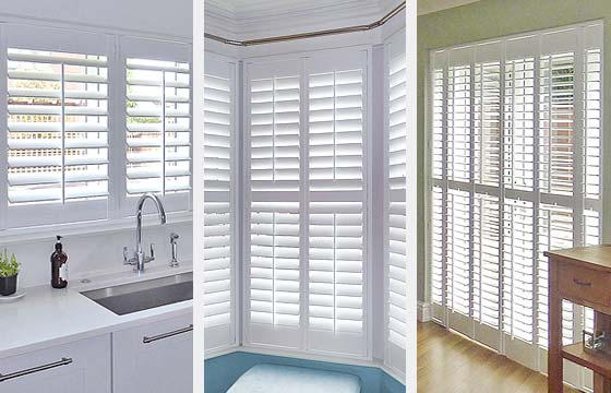 Image of plantation shutters in every room