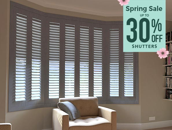 image of Plantation Shutters by Room