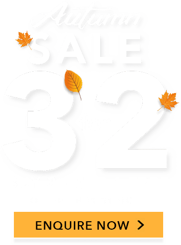 Autumn Shutter Sale