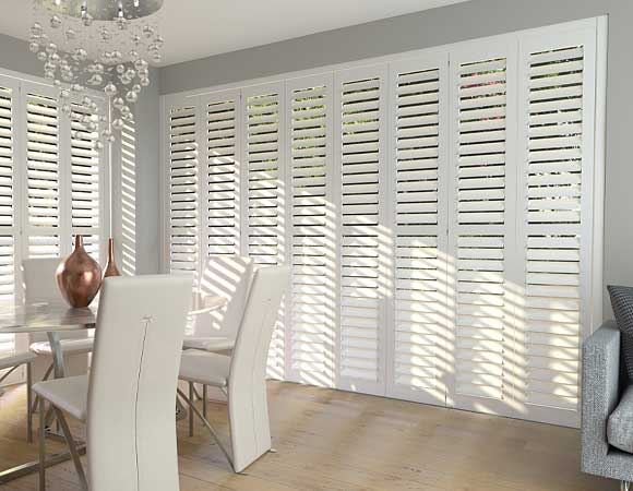 Plantation Shutters by Style