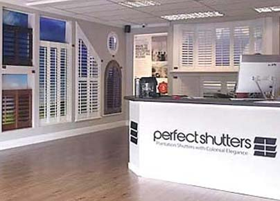 Perfect Shutters Allerton Showroom