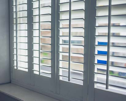 Insulating Plantation Shutters