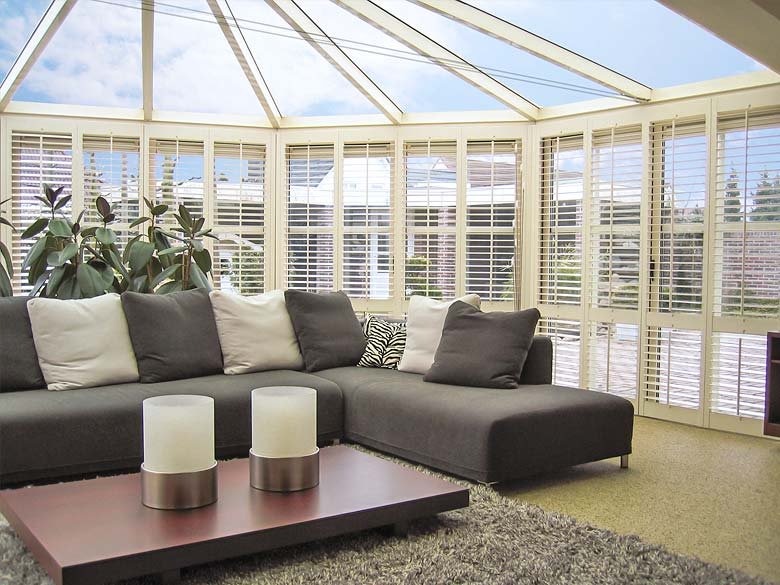 Conservatory Shutters North West UK