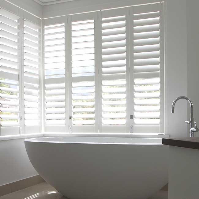 Bathroom Shutters from Perfect Shutters