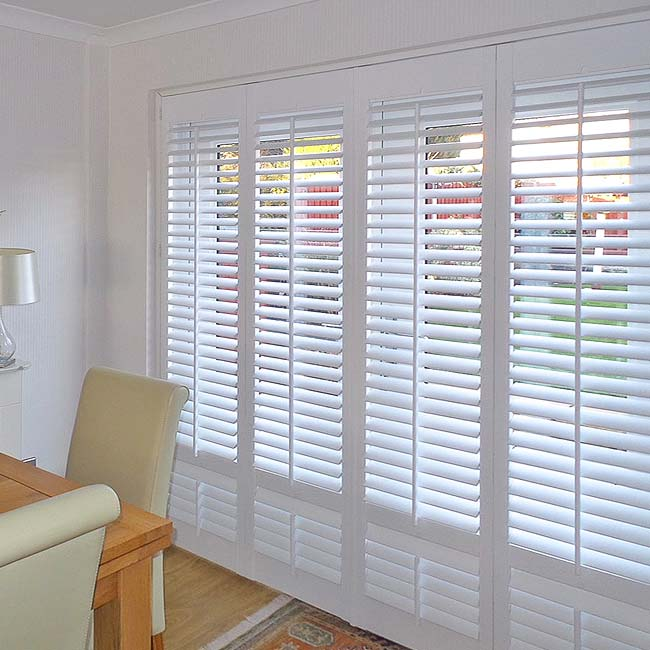 Patio Shutter Blinds