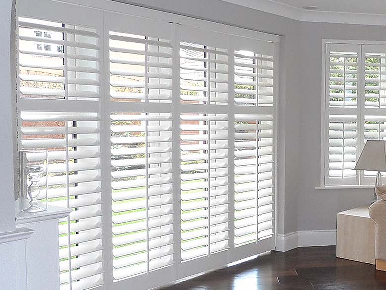 Patio Shutters North West UK