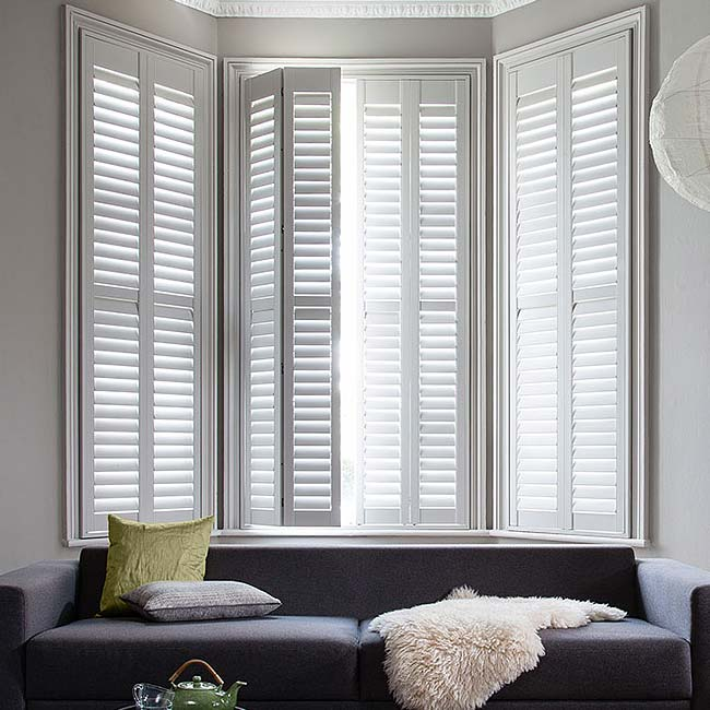 Plantation Shutters features