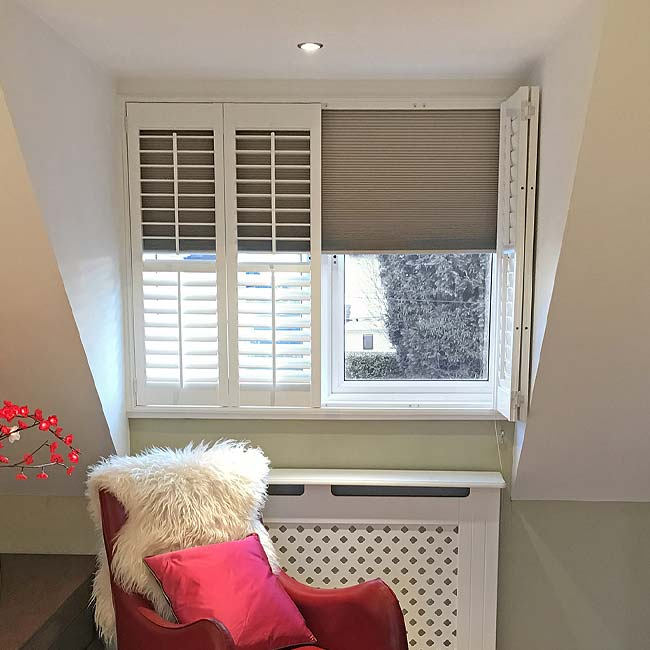 Blackout Shutters from Perfect Shutters UK