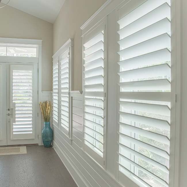 Full Height Perfect Shutters