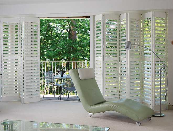 Track and Bifold Shutters