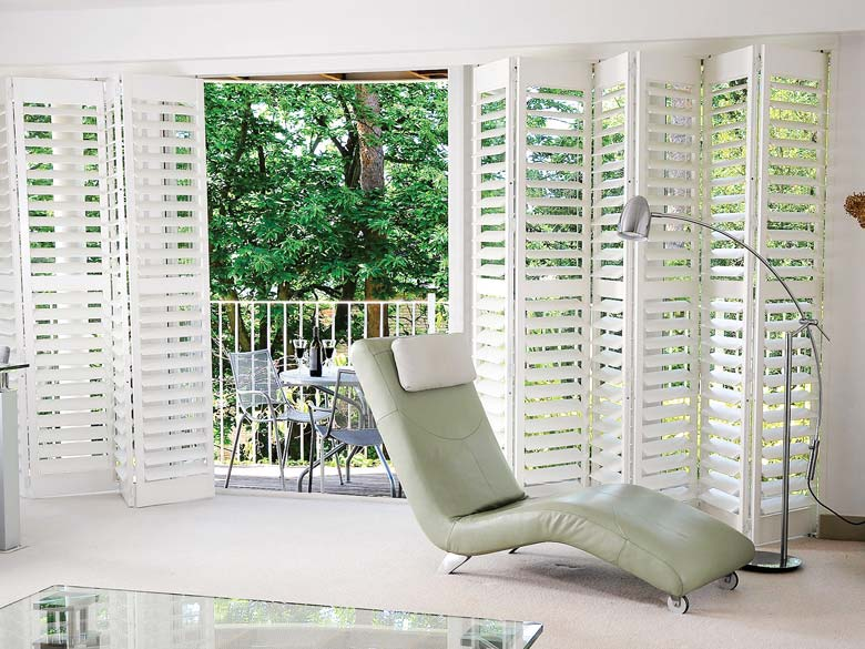 Tracked Shutters from Perfect Shutters